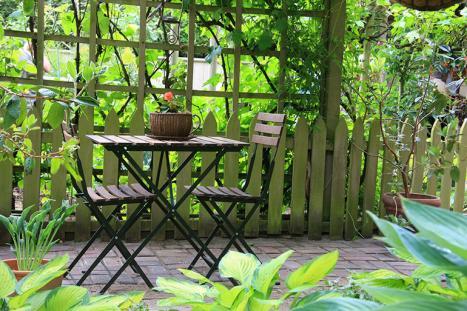 Création jardin Nivelles