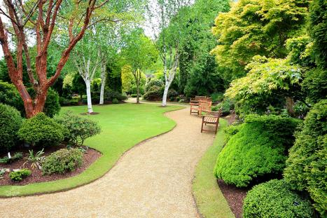 Conception jardin Brabant Wallon